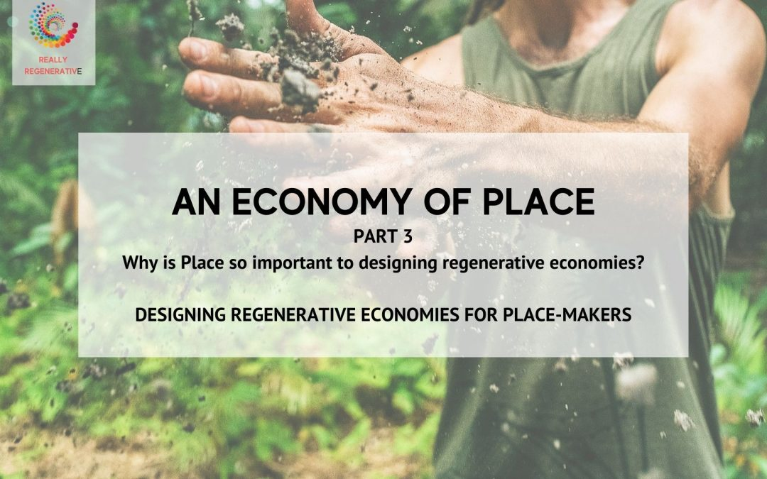 An Economy of Place – part 3